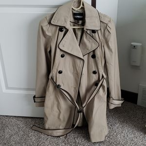 Women's Express Lightweight Trench Coat